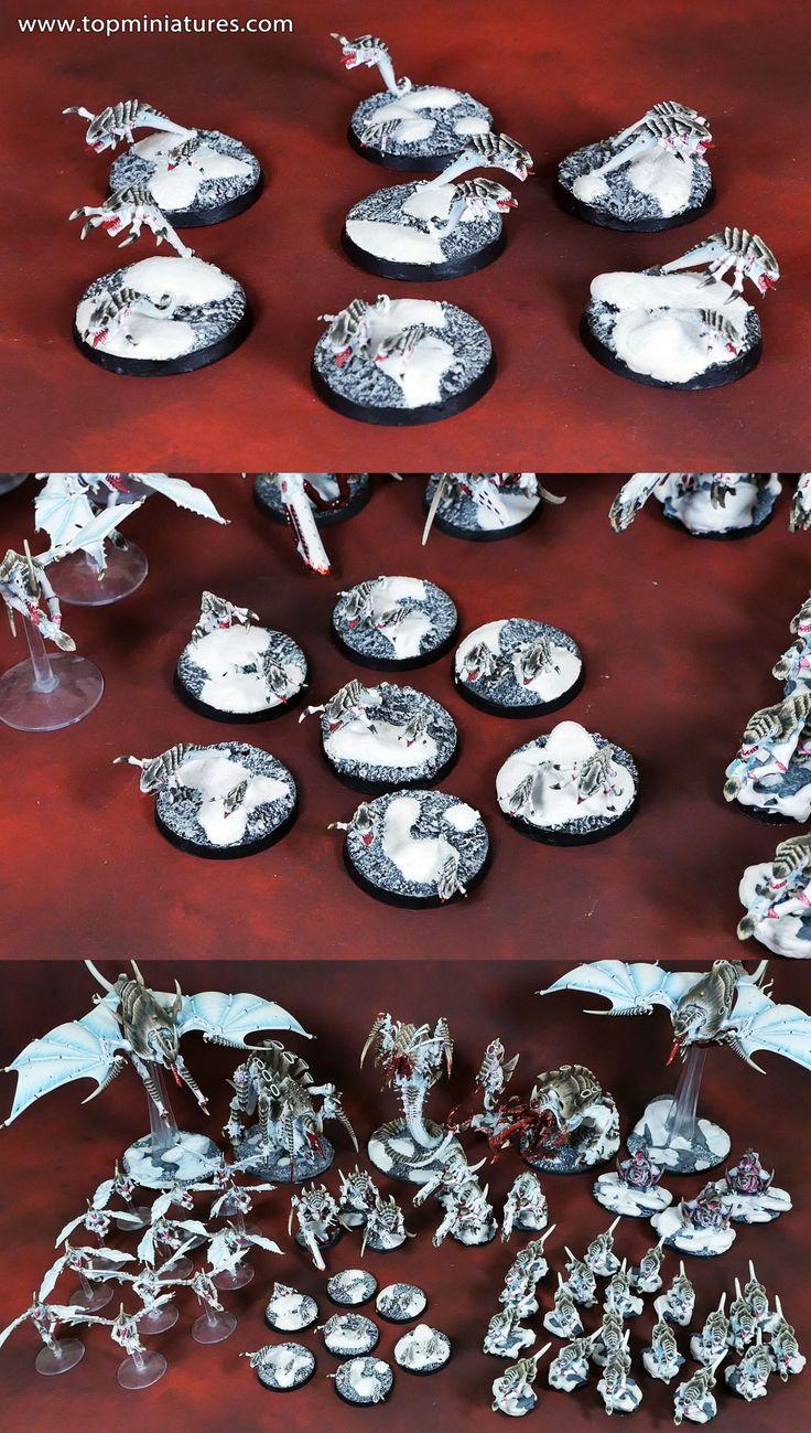Warhammer 40k tyranids ripper swarms