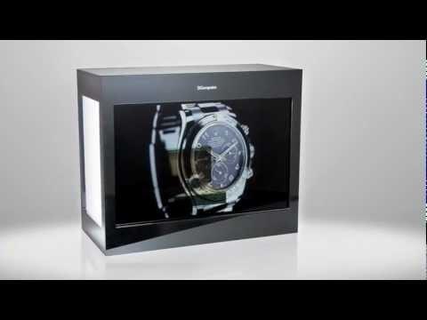 SiComputer Explora Vitra presents Rolex Cosmograph Daytona