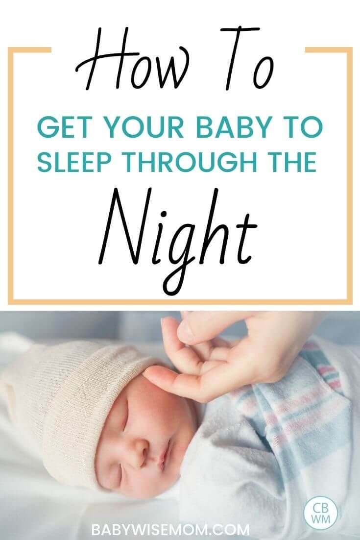 How To Get Rid Of Middle Of The Night Feeding