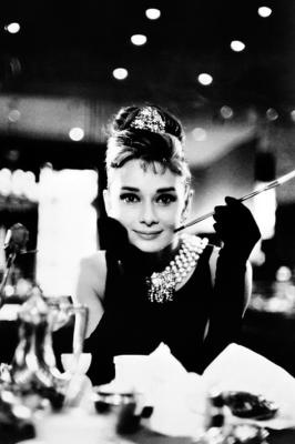 Audrey Hepburn (Breakfast at Tiffany's B)