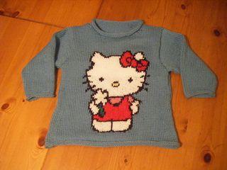 Ravelry: Hello Kitty Knit pattern by Shirley Bradford