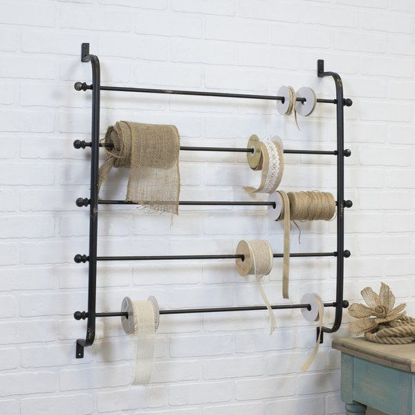 Jenny Key Hooks And Wall Basket Baskets On Wall Wrapping Paper Holder Ribbon Storage