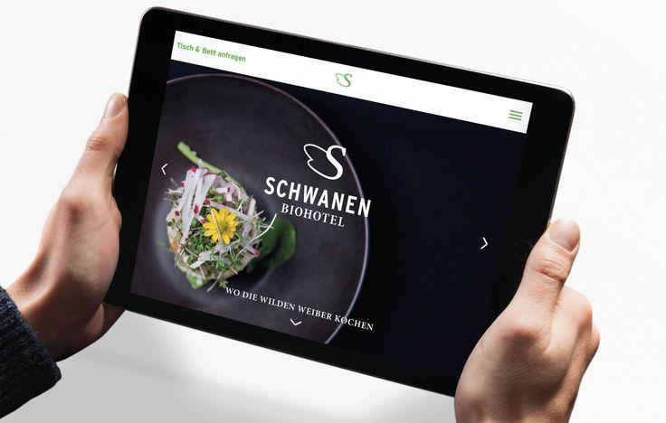 Super BfG › Biohotel Schwanen