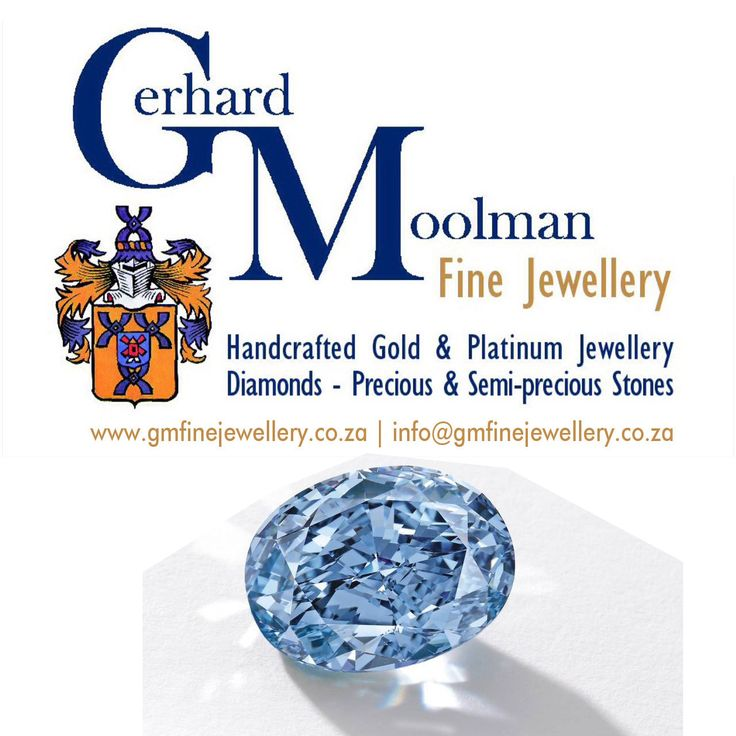 Is this your 'Something Blue'?  Owner Gerhard specializes in the designing of handmade jewellery, the manufacturing of jewellery as well as any jewellery repairs you may need. Gerhard Moolman Fine Jewellery.  www.gmfinejewellery.co.za  For any queries please contact: gerhard@gmfinejewellery.co.za  Shop 0/1 B | High Street Shopping Village | Durban Rd | Tyger Valley