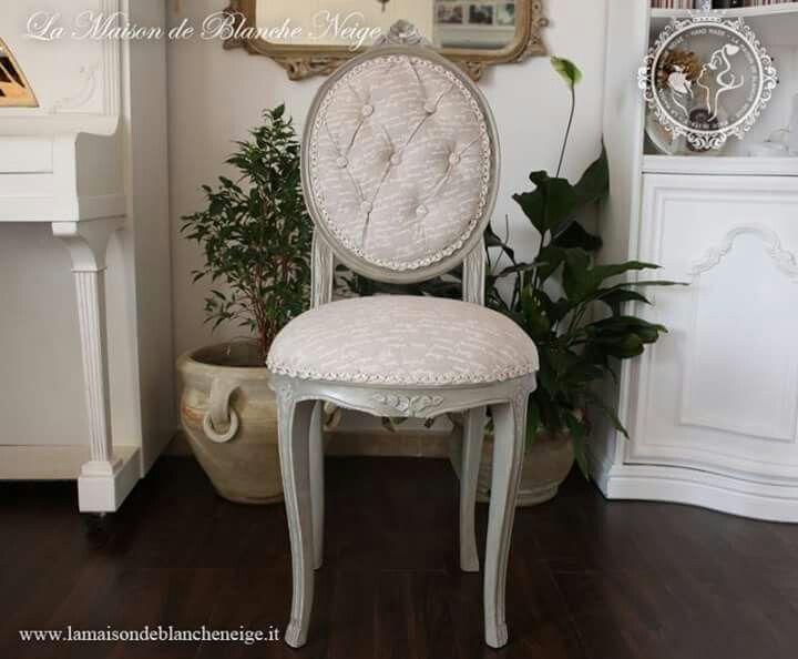 romantic Shabby chic chair