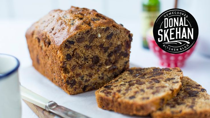 How to make Traditional Irish Barmbrack...Also know as teacake, brack or fruit cake, perfect with a cup of tea and slathered in butter. | DonalSkehan.com