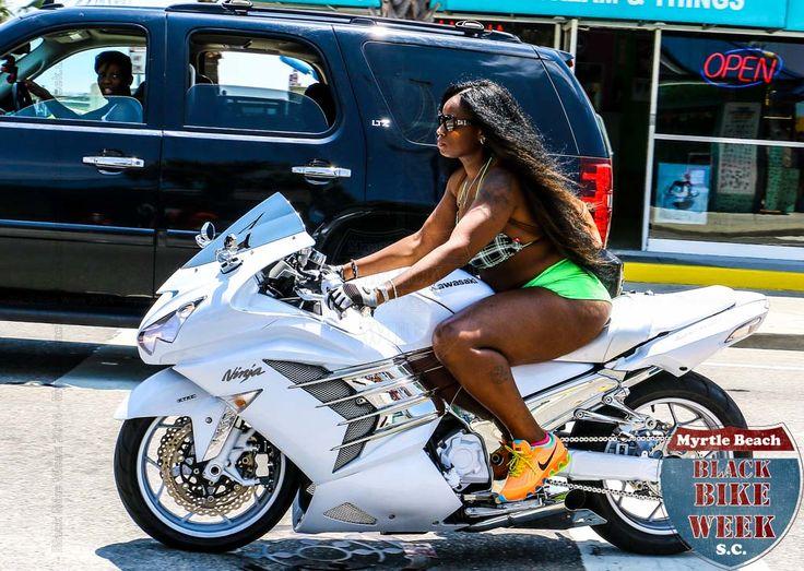Ebony Bikers 34