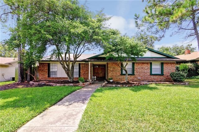 PRICE REDUCTION Amazing UPDATES in this home situated in established neighborhood with large mature trees. Updates include all new carpeting & laminate flooring, blinds, lighting, new door hardware, updated plumbing in the kitchen & utility room & electrical improvement where needed. The Master Bath is REMODELED top to bottom & the 2nd bath is also updated. Outside the sprinklers have been repaired & the HVAC serviced. Ready for your personal touch!  http://qoo.ly/hiumb