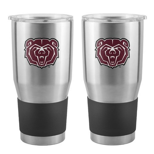 Boelter Brands Missouri State University 30 oz. Ultra Tumbler (Silver, Size ) - NCAA Licensed Product, NCAA Novelty at Academy Sports