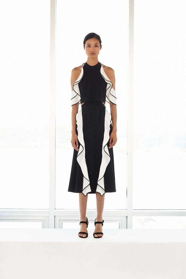 Jonathan Simkhai Resort 2017 Fashion Show