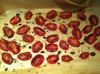 Evas Køkken: Langtidsbagte tomater