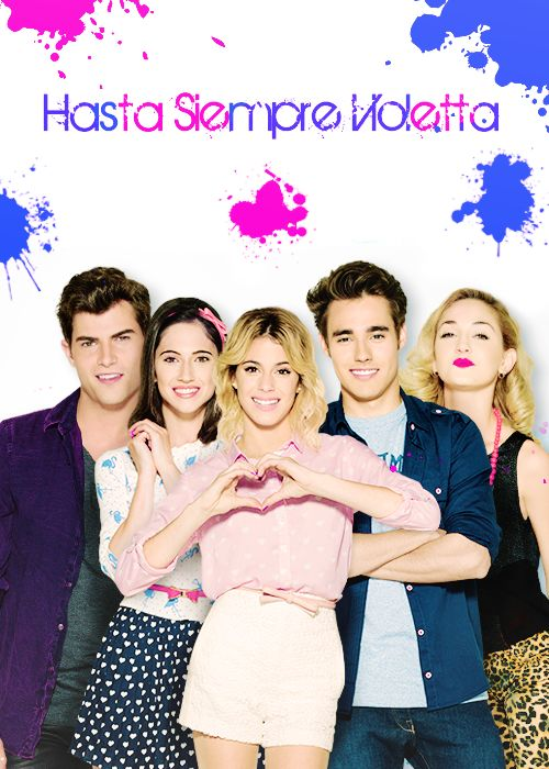 Violetta One Love❤️ @TiniStoesel❤️