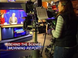 Behind the scenes of The Morning Report