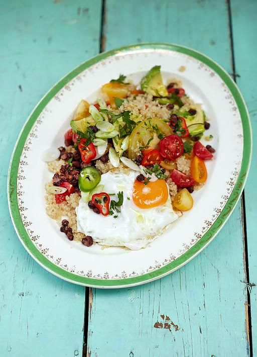South American Style Brunch | Eggs Recipes | Jamie Oliver Recipes kick off 2015 with 10 healthy meals, created just for you by Jamie and his talented team of Food Tubers.