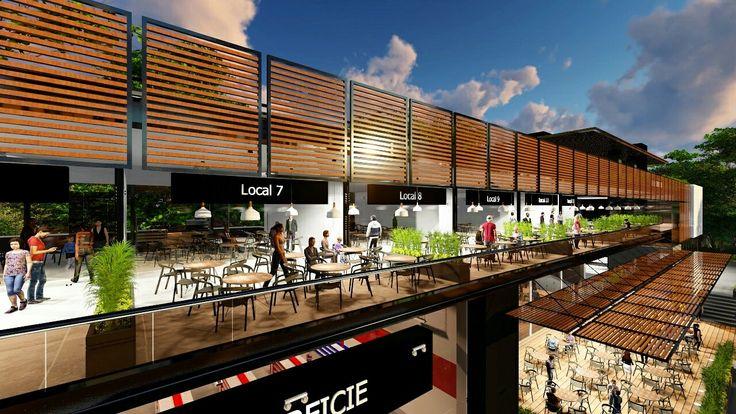 Descubre el Centro Comercial Pance 122. Restaurantes y cafés al aire libre en amplias terrazas y plazas Gourmet. Locales disponibles. Contáctanos Pance122@yahoo.com