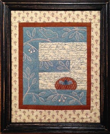 43 best spell it with fabric images on pinterest quilting ideas letter e with kathy schmitz modafabrics spiritdancerdesigns