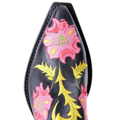 Ladies Western Boots | Ladies Western Boots on Anderson Bean Macie Bean Floral Cowboy Boots ...