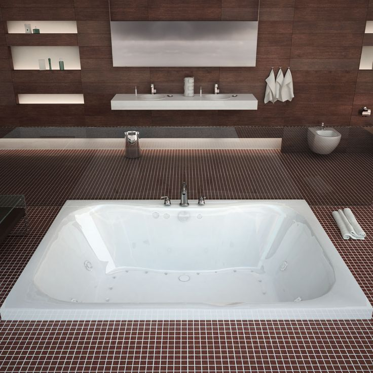 Best 25+ Jetted bathtub ideas on Pinterest | 2 person bathtub ...