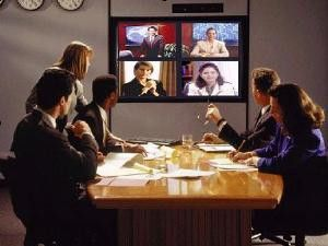 Video Conferencing Equipment connects AU and NZ to the world