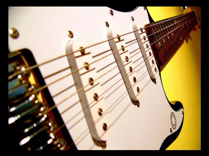Vintage gitarre von Alexander D