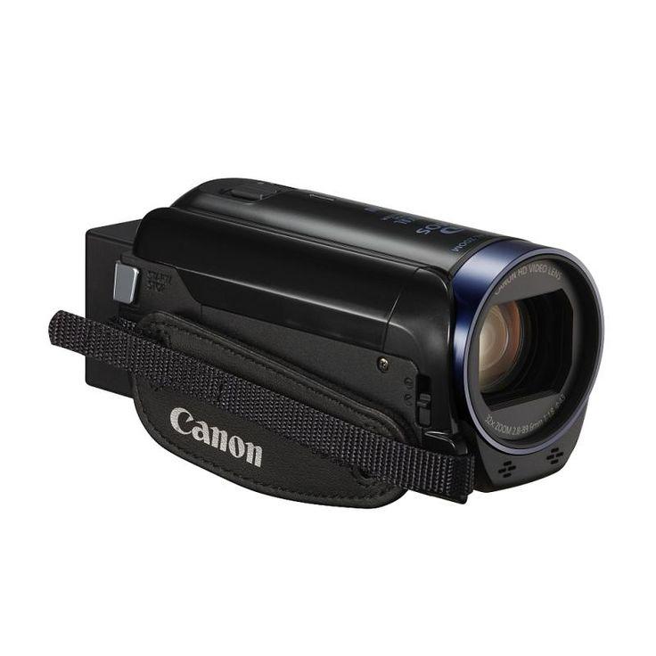 Camera video Canon Legria HF R66 Black, Full HD 1920x1080, sen...
