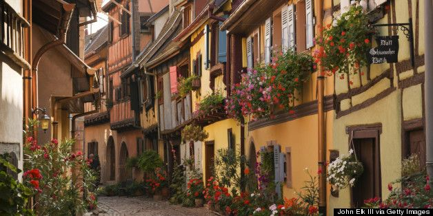 The Most Charming Towns of Europe to visit ASAP| Huffington Post