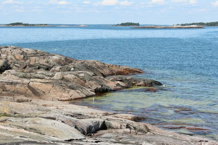 Klovharu, Porvoo Archipelago, Finland. This is the real home island of the Moomins