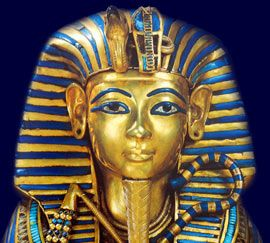 This website tells about the oils and make-up of Ancient Egyptian times. They had oils, make-up, nail polish, hair dye, and perfumes. By Larissa Crawford