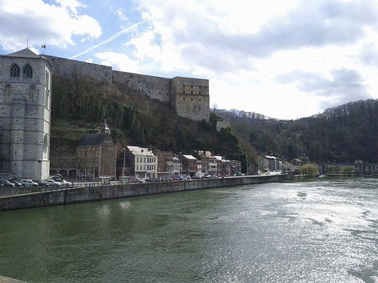 La Meuse à Huy