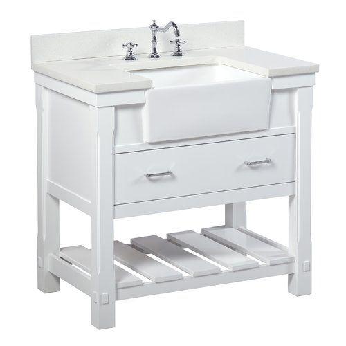 "Found it at Joss & Main - Charlotte 36"" Single Bathroom Vanity Set"
