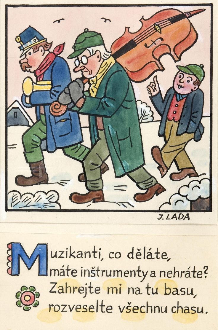 Kalamajka – Muzikanti co děláte, 1913