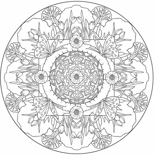 77 best mandala meditation images on pinterest adult for Mandala meditation coloring pages
