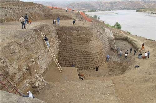 Roma İmparatorluğu'nun son kalesi bulundu.Çattepe Höyük-Siirt