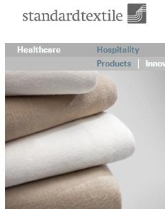 Standard Textile Hospitality :: linens, textiles