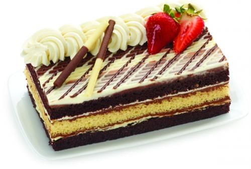 Triple Chocolate Tiger Cake Save On Foods Save On