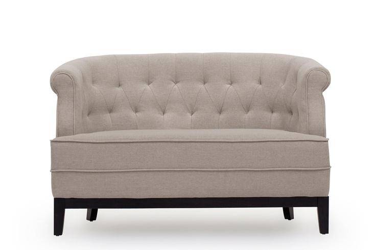 The Octavia Loveseat! It's on sale at Deal Décor for $279. @dealdecor279, Sales, Deals Décor, Tufted Loveseats, Deals Decor, Deals Dcor, Octavia Loveseats