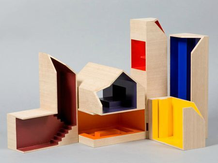 Dolls house from COFFEY ARCHITECTS