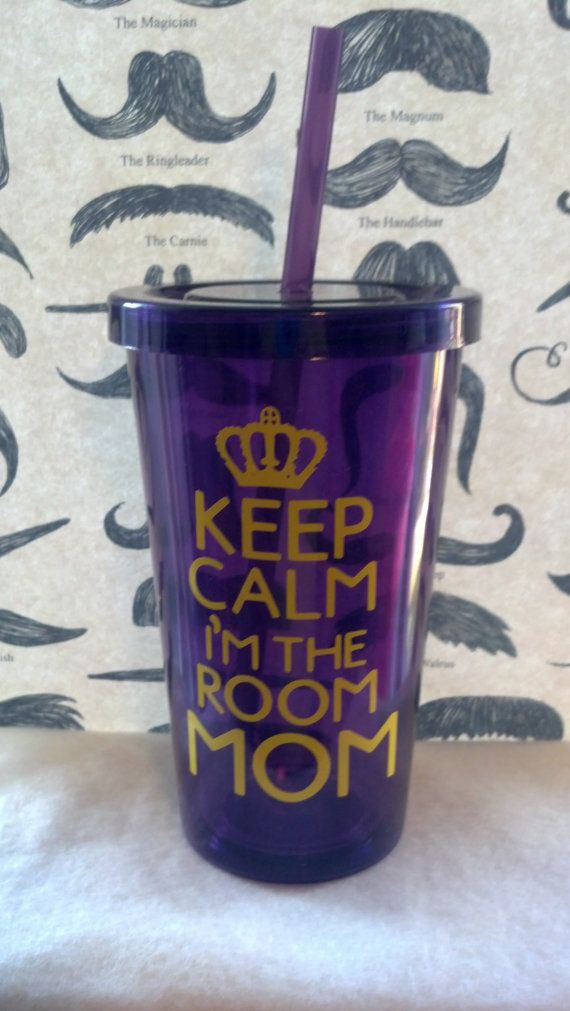LOL!!! Keep Calm and I'm the room mom by CraftswithStevie on Etsy