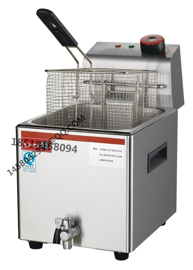 144.00$  Watch here - http://alifm8.worldwells.pw/go.php?t=32647636502 - Hotel equipment / KFC chicken electric fryer machine Countertop Deep Fryers with CE Certification