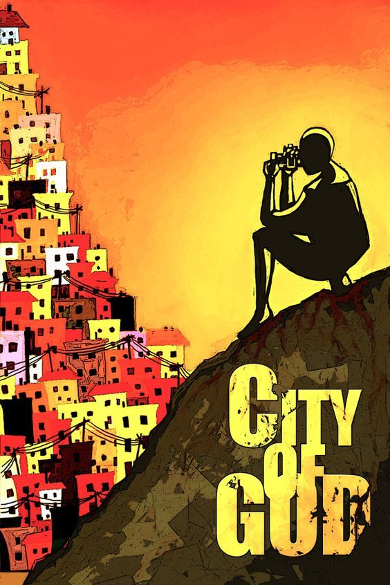 Melhor filme brasileiro, Cidade de Deus #Cinematography