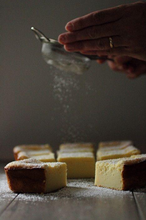 Key Lime Pie Magic Cake
