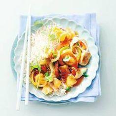 Recept voor suikervrije woksaus