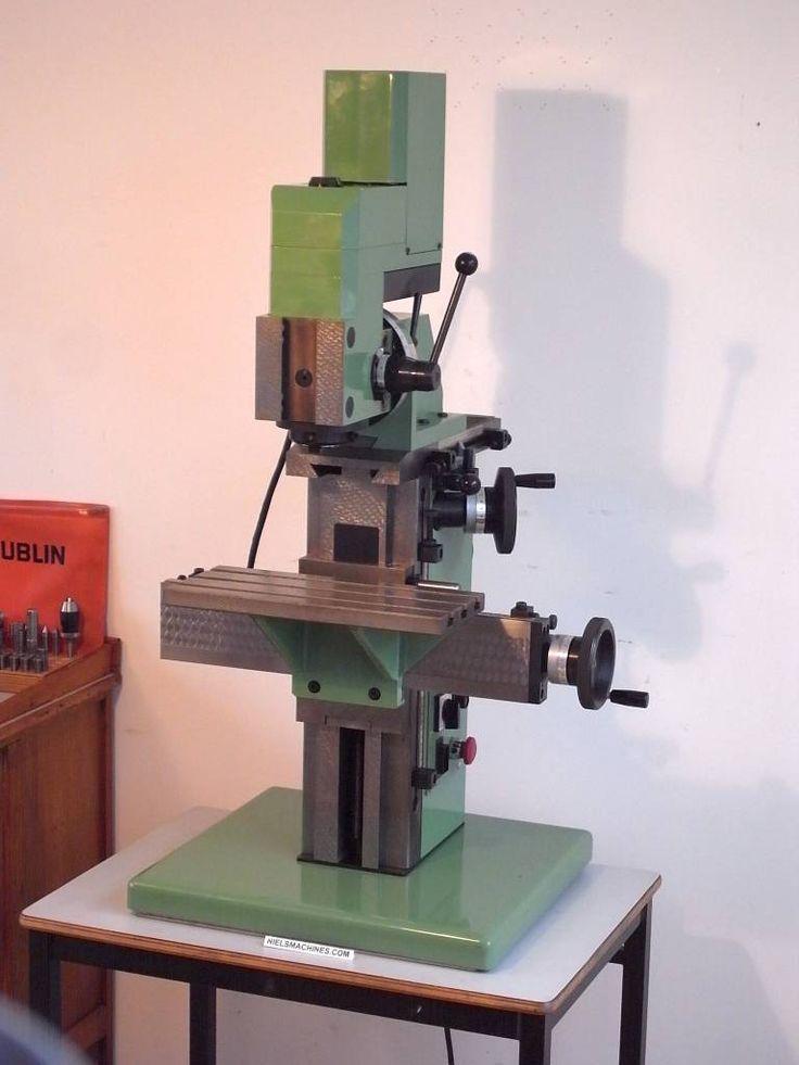 diy milling machine drill press