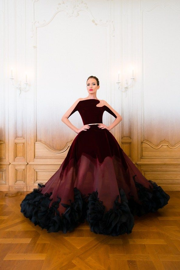 Stephane Rolland Autumn/Winter 2014-15 Couture - Style // Fashion // Beautiful People