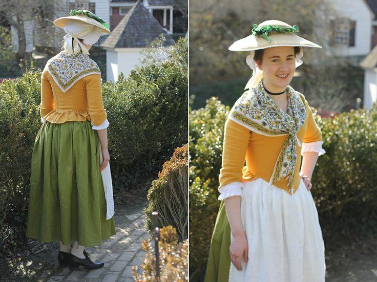 18th Century Women\u2019s Jacket
