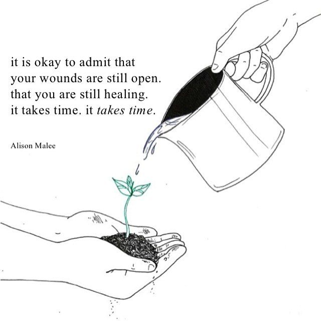 It takes time. Art by the talented @elesq