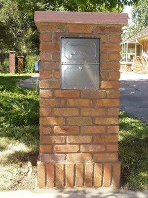 Free Brick Mailbox Installation Videos! Learn from Start to Finish!!