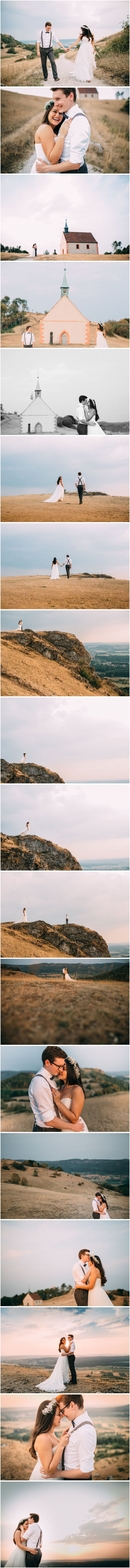 Engagement Session in Walberla Germany - e-session brazilian wedding photographer Arthur Rosa - fotografia de casamento em Fortaleza-CE