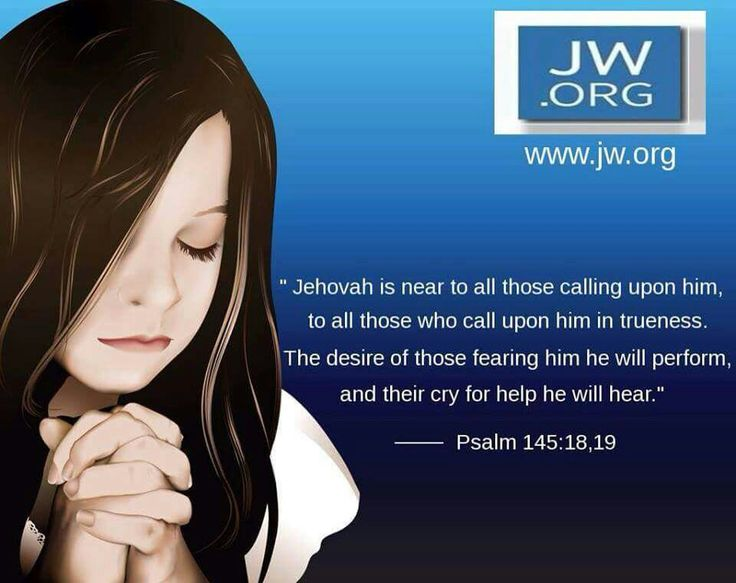 For accurate Bible knowledge visit JW.ORG