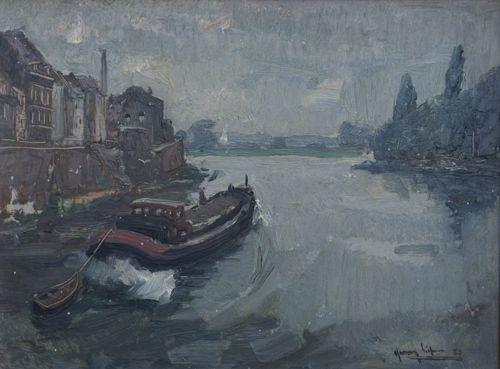 Harry Lips ( 1918-1979)